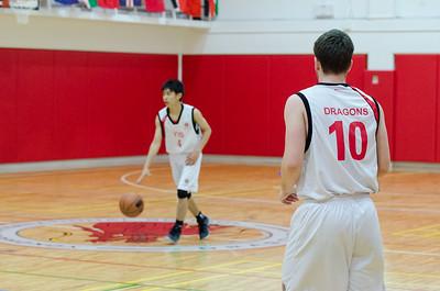 AISA Basketball Tournament January, 2015
