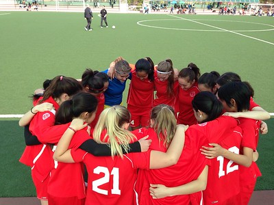 AISA Soccer Tournament, April 2015