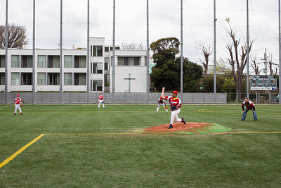 MS Boys Baseball - Spring 2015