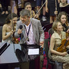 Sunday night final concert in the Palestra