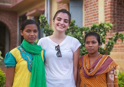 Gram Vikas - Spring Break Global Service Learning trip
