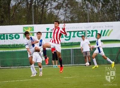 TASIS Boys JV Soccer vs ASM