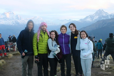 Nepal Global Service Learning Trip