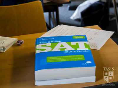 SAT Test Prep Course