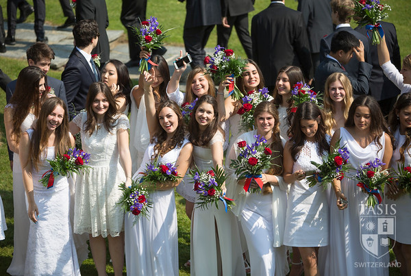 TASIS Commencement 2015