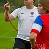 MS Boys vs. Varsity Girls Soccer