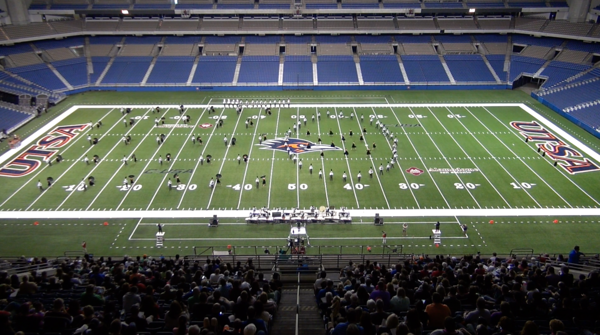 11-4-14 UIL State Marching Contest