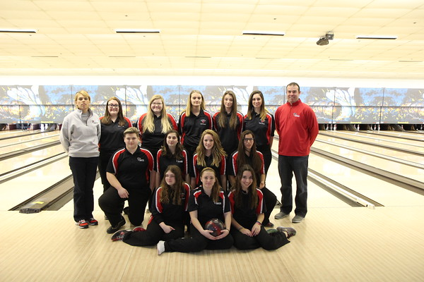 2015 Bowling Team Photos