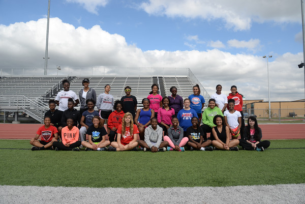 2015 Track Team Photos