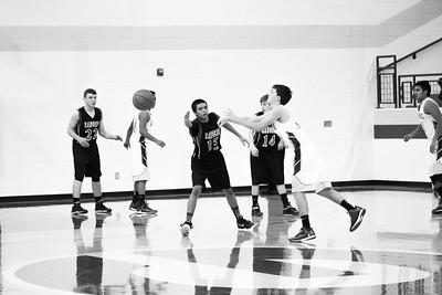 2015 Jaguar Basketball Action