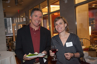 Thomas Rappleye '75 and Margaret Shear '00