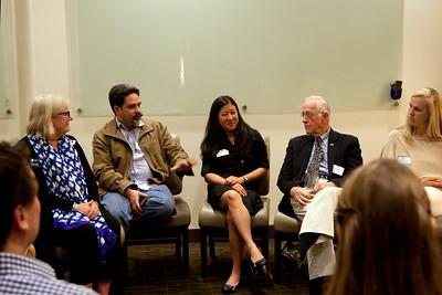 Cindy Chew 2/4/15 BB&N alumni gathered in Palo Alto.