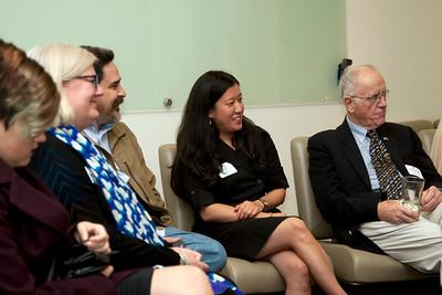 Cindy Chew 2/9/15 BB&N alumni gather in Palo Alto.
