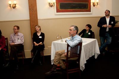 Cindy Chew 2/4/15 BB&N alumni gathering in San Francisco.