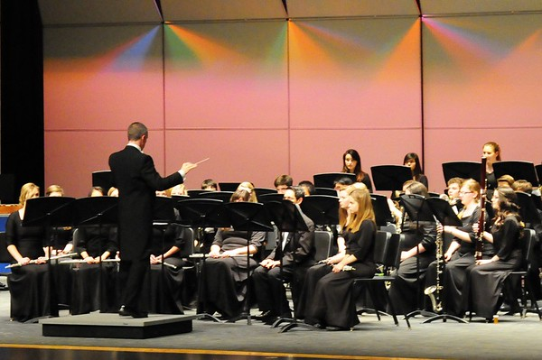 24 Dec 2014 SHS Wind Ensemble - Band