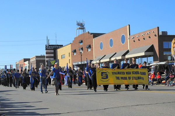 25 Oct 2014 OSU Homecoming Parade