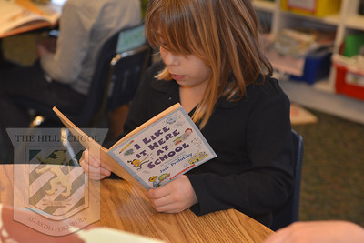 1-19-2015 Poems with 2nd Grade