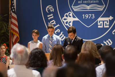 2015 5th Grade Promotion Ceremony