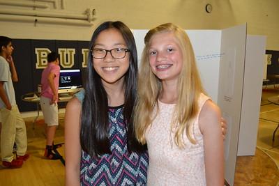 2015 7th Grade Showcase