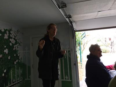 Arbor Day 2015 with Ellen Davis, Co-Chair