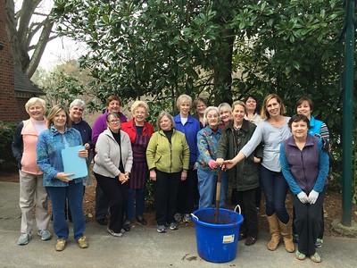 Arbor Day Volunteers 2015