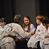 Assembly with Pat Kidder - Tae Kwon Do