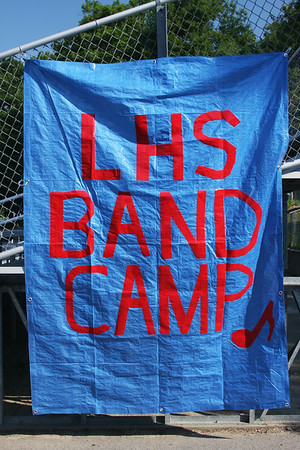 2014 BAND CAMP DAYS 1 & 2 & 4