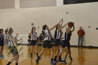 JV2 Girls vs Edlin 1-15-2014