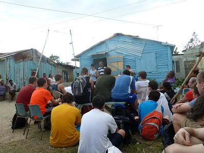 Dominican Experience 2014 - Consuelo de Macoris