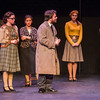 "Dress Rehearsal for SIU Theater production ""Curtains."""
