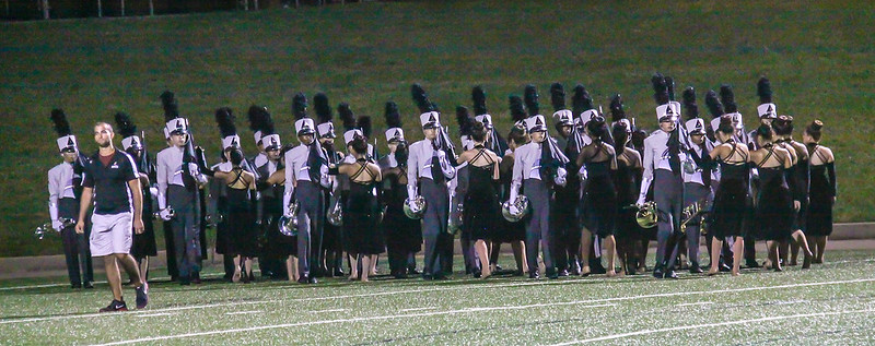 10-7-14 FBISD Band Night