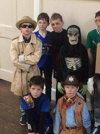 F3 Halloween
