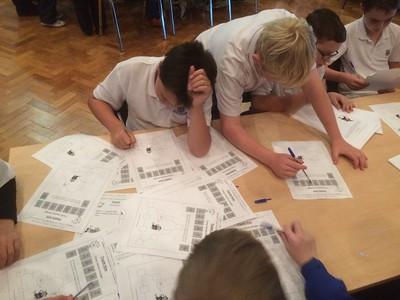 F5 & 5(1) Maths Activities in DIT