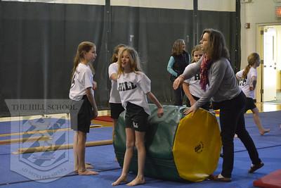 Gymnastics February 5, 2015