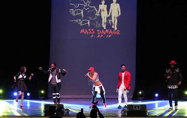 LIU Post Fashion Show