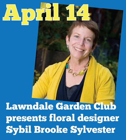 Lawndale Garden Club Workshop with Sybil Sylvester