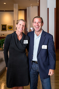 Christy and Pete Nicholas '88, P'26, '28