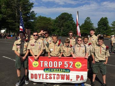 Memorial Day Parade 2015 Doylestown