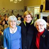Connie Worthington '62, Suzanne Young Murray '58 and Eileen McGrath