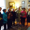 Suzanne Young Murray '58, Rae Lunnie '54, Vicki Bachman Williams '57, Eileen McGrath, Patricia Slater Carey '41, Jane Arcaro Scola '57, and Lucy Lepreau '60