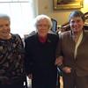 Bliss Matteson '63, Eileen McGrath, and Wendy Heckman '72