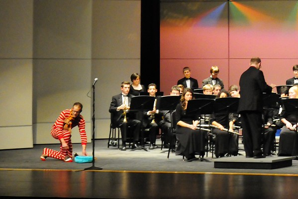 24 Dec 2014 SHS Concert Band