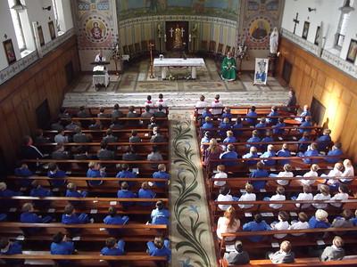 School Mass September