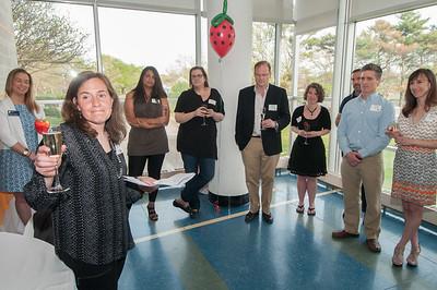 Buckingham, Brown, and Nichols School 2015-05-09: Strawberry Night
