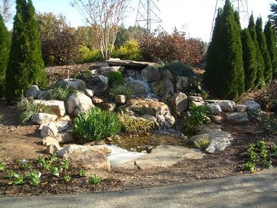 Forest Garden Club/Visit to the Hospice Gardens