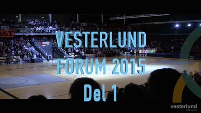 Opvisning Forum Horsens - Del 1