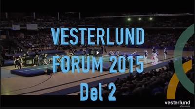 Opvisning Forum Horsens - Del 2