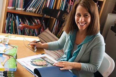 LS Visiting Author - Audrey Vernick 2015