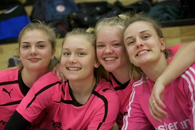 Volleyball stævne på BGI