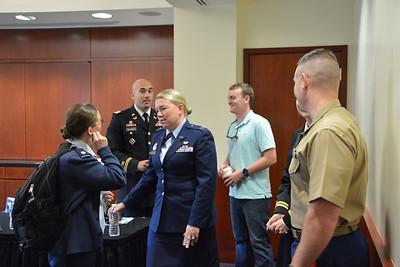 2014 Fall Military Law Society JAG Career Panel